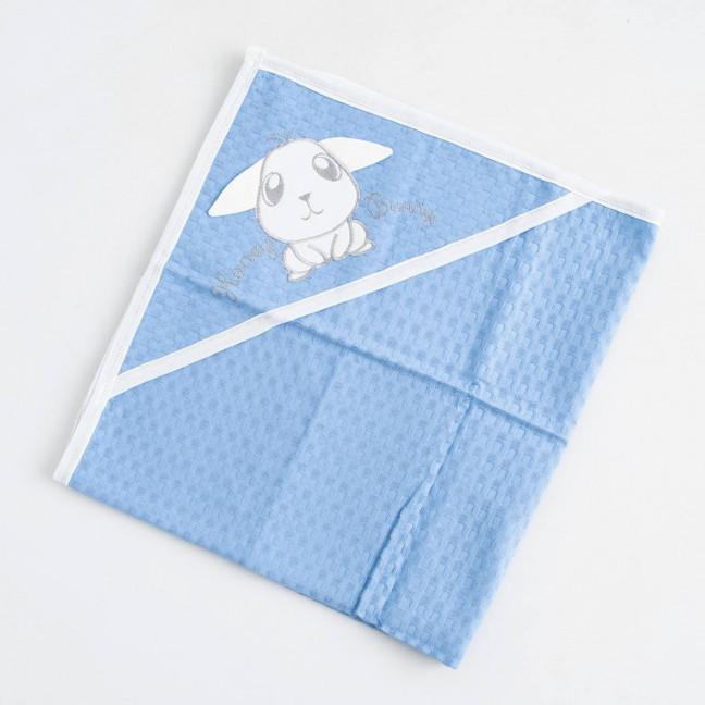 0027-6 голубой уголок детский хлопковый (1 ед.) Маленьке сонечко: артикул 1121633_1