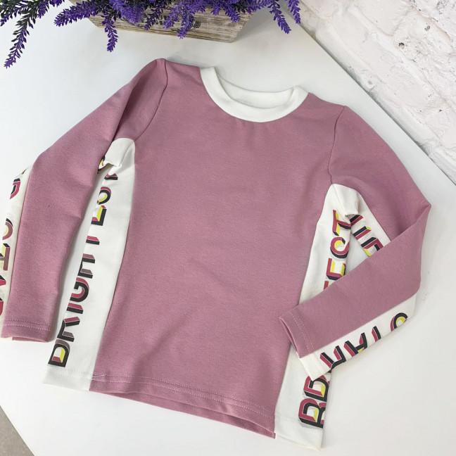 1005-1 А  кофта розовая на девочку 6-8 лет (3 ед. размеры: 116.122.128) Маленьке сонечко: артикул 1121518