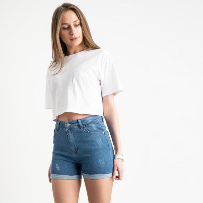 0700-282 Kind Lady шорты голубые котоновые (6 ед. размеры: 34.36.38.40.42.44) Kind Lady: артикул 1121689