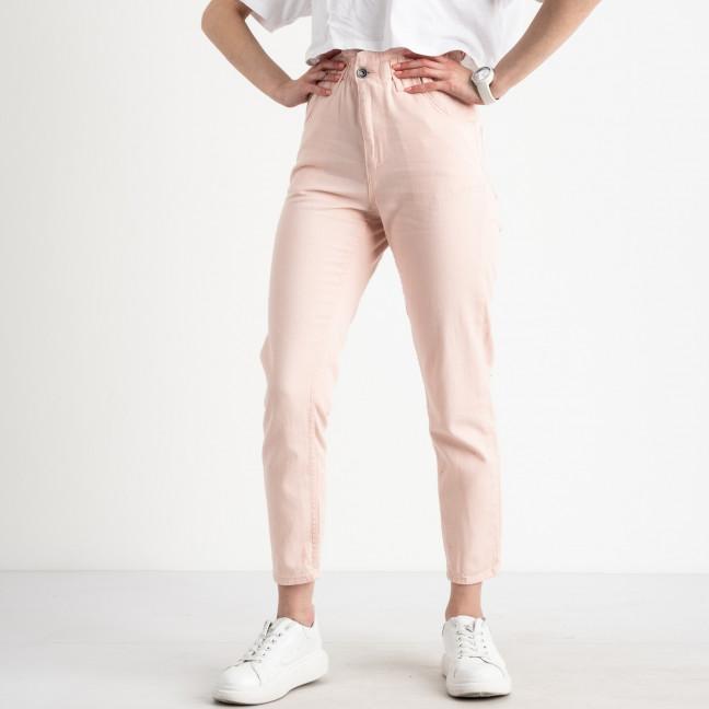 0284-2 Newourcer джинсы женские розовые стрейчевые ( 6 ед. размеры: 26.27.28.29.30.31) Newourcer: артикул 1122471
