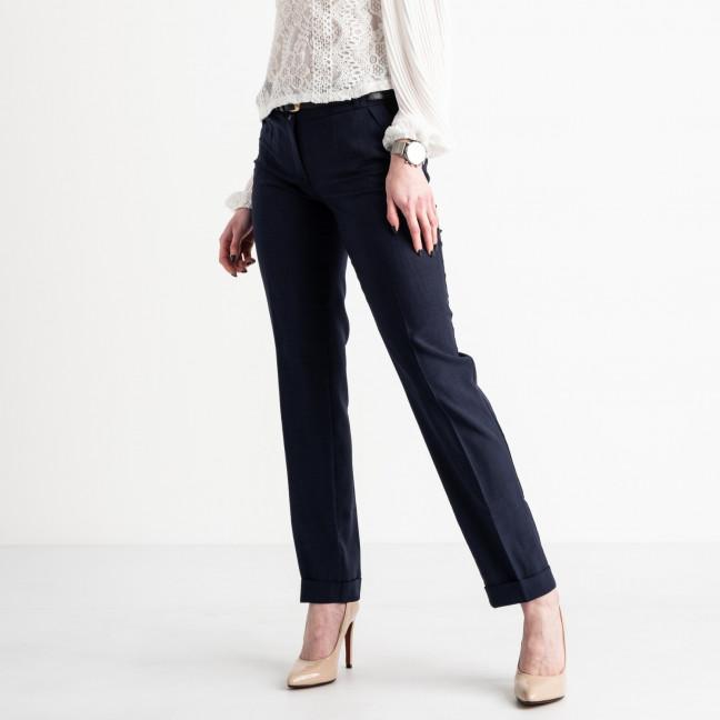 0067-311 Larex брюки женские синие котоновые (4 ед. размеры: 36.38.40.42) Larex: артикул 1119002