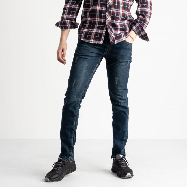 4923 Corcix джинсы мужские синие стрейчевые  (8 ед. размеры: 29.30.31.32.32.33.34.36) Corcix: артикул 1117890