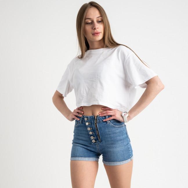2788 Xray шорты женские голубые стрейчевые (5 ед. размеры: 34.36.38.40.42) XRAY: артикул 1122298