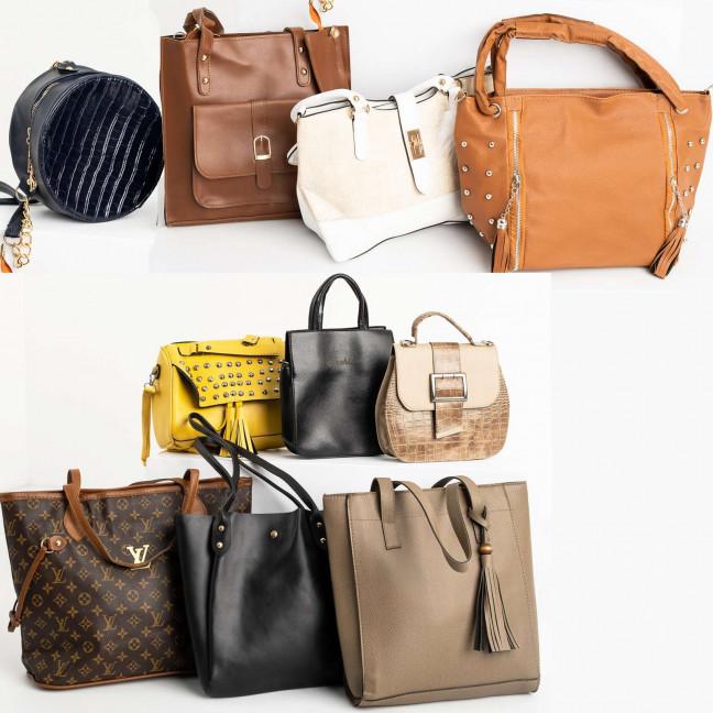 8888 сумка женская микс 5-ти моделей (5 ед. без выбора моделей) Сумка: артикул 1118570