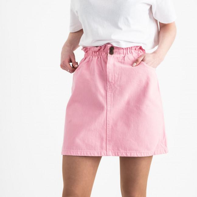 0300 Yilsan юбка розовая котоновая (4 ед. размеры: L.L.L.XL) Yilsan: артикул 1119124