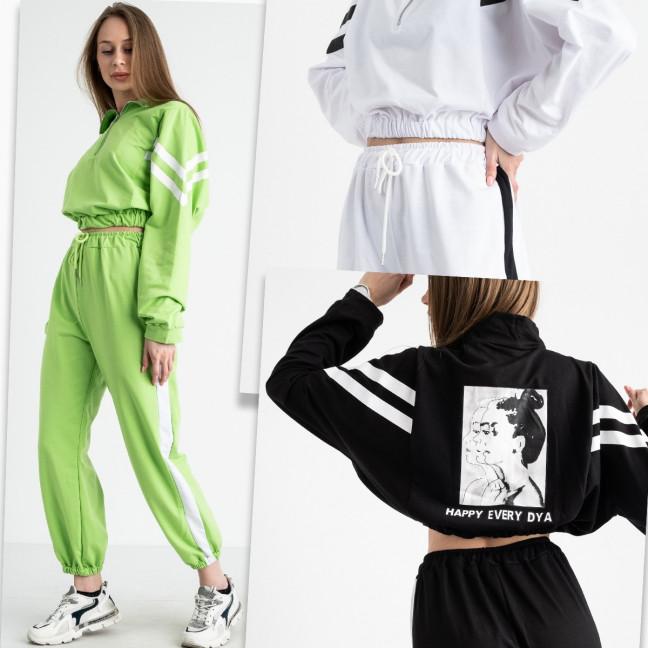 7695 M&C спортивный костюм женский микс 3-х цветов (3 ед. размеры: универсал S-L ) M&C: артикул 1122617