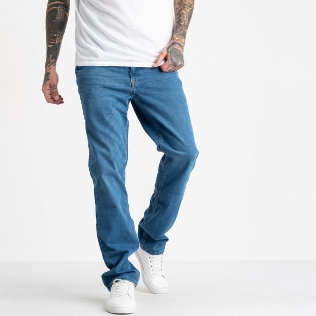 1943 Nescoly джинсы мужские голубые стрейчевые (8 ед. размеры: 30.32.34/2.36/2.38.40)  Nescoly: артикул 1122159