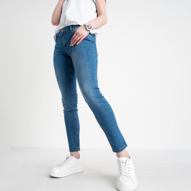 1941 Nescoly джинсы женские голубые стрейчевые (6 ед. размеры: 27.28.29.30.32.34) Nescoly: артикул 1120076