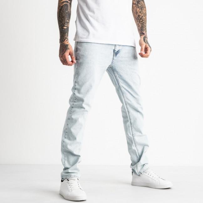 3721-001 In Yesir джинсы мужские светло-голубые котоновые (8 ед. размеры: 29.30.31.32.32.33.34.36) In Yesir: артикул 1119540