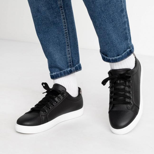 271020-31 черные кроссовки мужские (10 ед. размеры: 39.40.40.41.41.42.42.43.43.44) Кроссовки: артикул 1119485