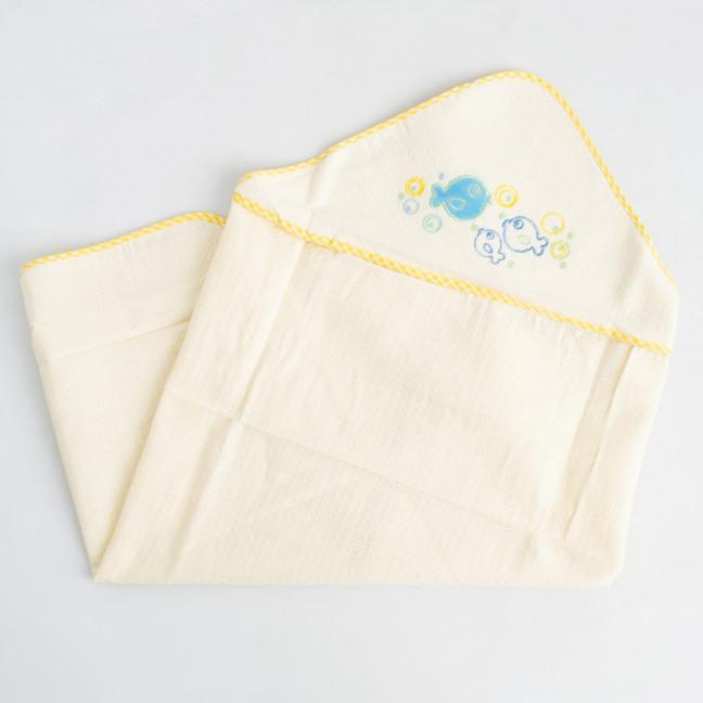 0028-3 молочный уголок детский хлопковый (1 ед.) Маленьке сонечко: артикул 1121642