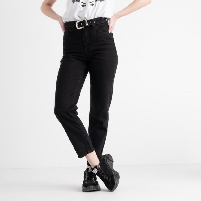 3451 YMR moda мом черный котоновый (7 ед. размеры: 34.36.38.38.40.40.42) YMR moda: артикул 1117499