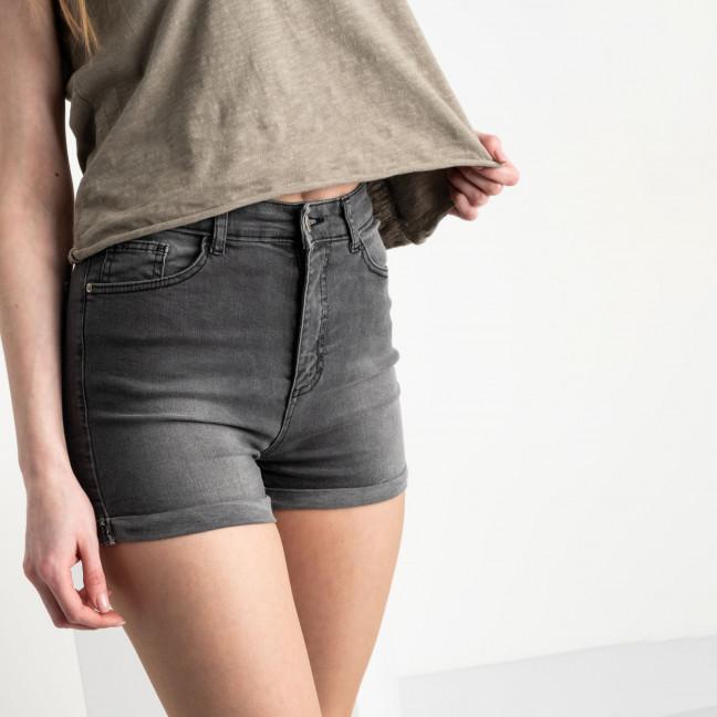 0700-2851 Kind Lady шорты серые стрейчевые (7 ед. размеры: 34.36/2.38/2.42.44) Kind Lady: артикул 1122458
