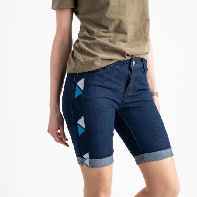 2355 Jushioumfiva шорты джинсовые  котоновые (6 ед. размеры: 25.26.27.28.29.30) Jushioumfiva: артикул 1122148