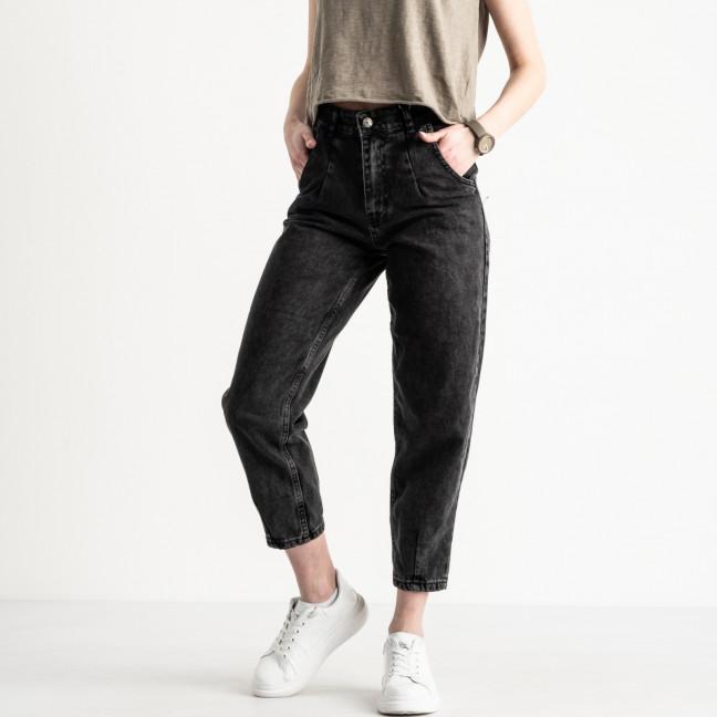 3800 Bluemix джинсы-балоны женские серые котоновые (6 ед. размеры: 36.38.40.42.44.46) Bluemix: артикул 1119570
