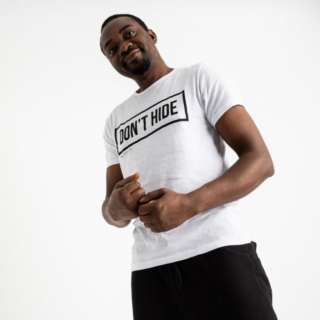 2702 футболка батальная мужская с принтом (4 ед. размеры: XL.2XL.3XL.4XL) Футболка: артикул 1118883