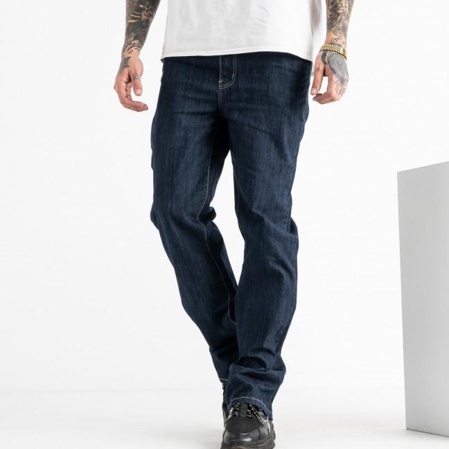 15009 WVS синие джинсы мужские стрейчевые (6 ед. размеры: 30.31.32.33.34.36) WVS: артикул 1104829