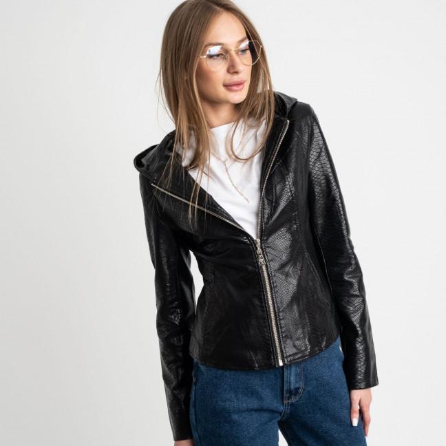 0362-1 куртка женская из кожзама (5 ед. размеры: S.M.L.XL.XXL) Куртка: артикул 1123505