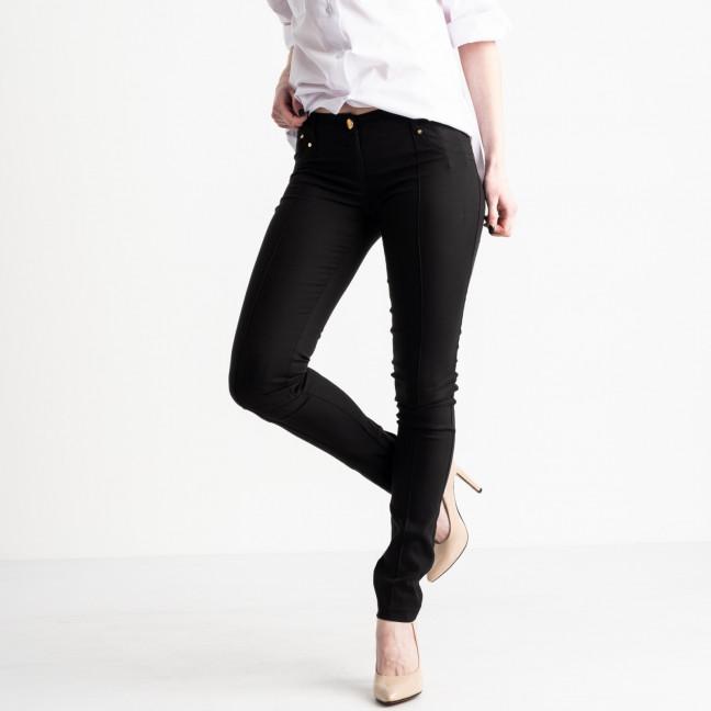 0117-30 Larex брюки женские черные котоновые (4 ед. размеры: 36.38.40.42) Larex: артикул 1119007