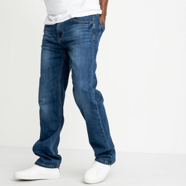 4008 Dsouaviet джинсы полубатальные мужские синие стрейчевые (8 ед. размеры: 32.33/2.34/2.36/2.38) Dsouaviet: артикул 1120347