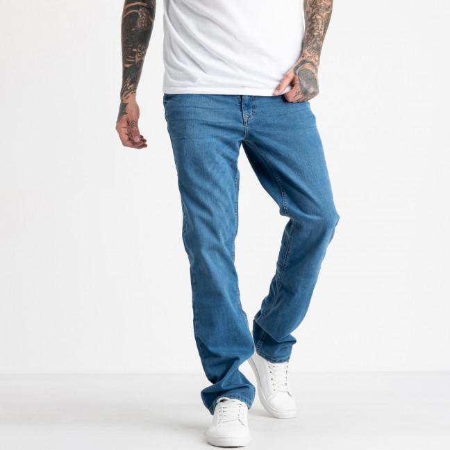 1934-1 Nescoly джинсы мужские голубые стрейчевые (8 ед. размеры: 30.32.34.36/2.40/2.+1) Nescoly: артикул 1120021