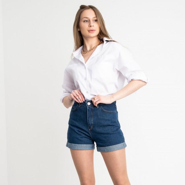 0652 Defile синие джинсовые шорты котоновые (6 ед. размеры: 34.36/2.38/2.40) Defile: артикул 1121224