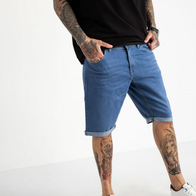 1977 Nescoly шорты мужские голубые стрейчевые (8 ед. размеры: 30.32.34/2.36/2.38.40) Nescoly: артикул 1120363