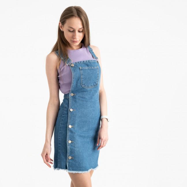 2926-17 Xray сарафан джинсовый голубой котоновый ( 7 ед. размеры: 34/2.36/3.38.40) XRAY: артикул 1122010