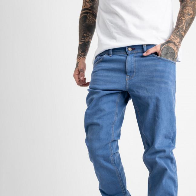1932-1 Nescoly джинсы мужские голубые стрейчевые (8 ед. размеры: 30.32.34/2.36/2.38/2) Nescoly: артикул 1120019