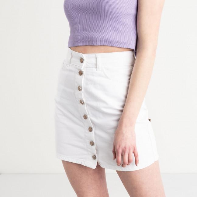 0110-811 Arox юбка на пуговицах белая котоновая (4 ед. размеры: 34.36.38.40) Arox: артикул 1118977