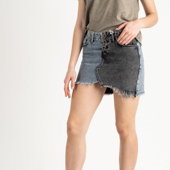 0247-094 Arox юбка двуцветная котоновая (5 ед. размеры: 34/2.36.38.40) Arox: артикул 1119967