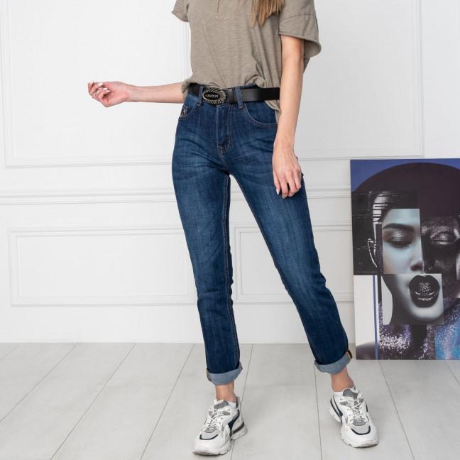 9017 OK&OK джинсы женские синие стрейчевые (6 ед. размеры: 25.26.27.28.29.30) OK&OK: артикул 1123462