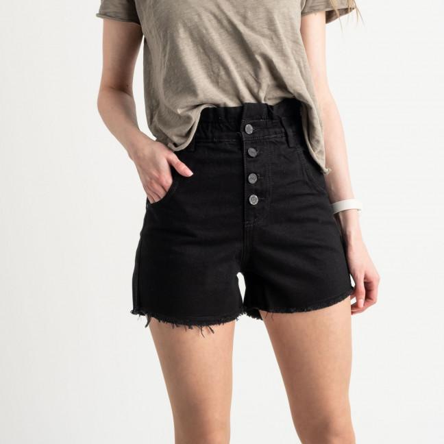 0082-401 Lovest шорты женские черные котоновые (6 ед. размеры: 26.27.28.29.30.31) Lovest: артикул 1122287