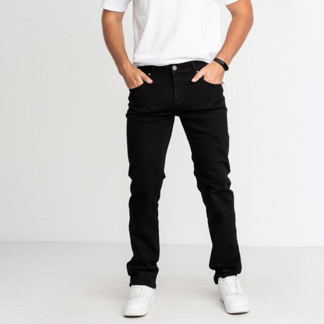9962 God Baron джинсы черные стрейчевые (8 ед. размеры: 32.33.34.36/2.38.40.42) God Baron: артикул 1123645