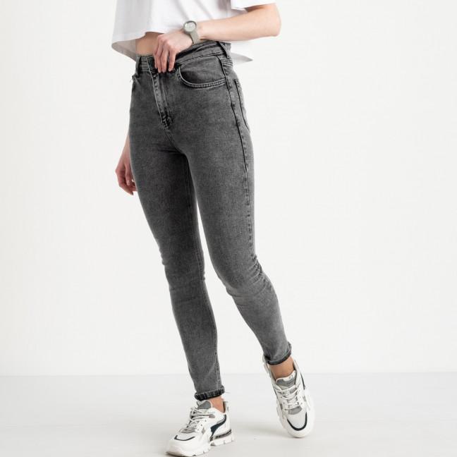 49666 DK 49 джинсы женские серые стрейчевые (8 ед. размеры: 26/2.27/2.28.29.30.31) DK 49: артикул 1120516