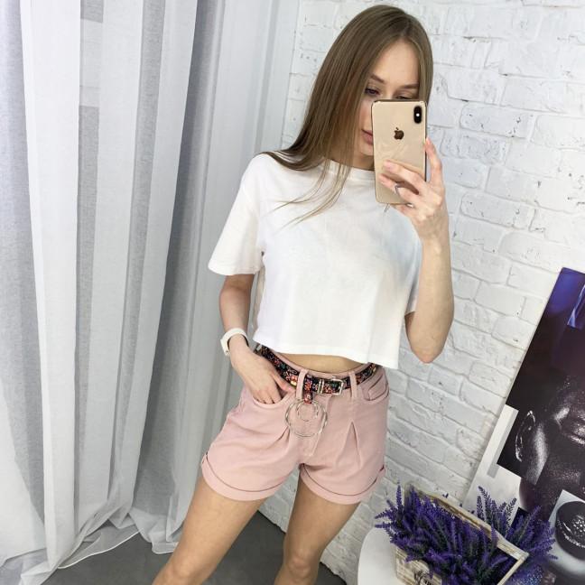 0443 Whats up 90s шорты розовые женские стрейчевые (5 ед. размеры: 26.27.28.29.30) Whats up 90s: артикул 1121882