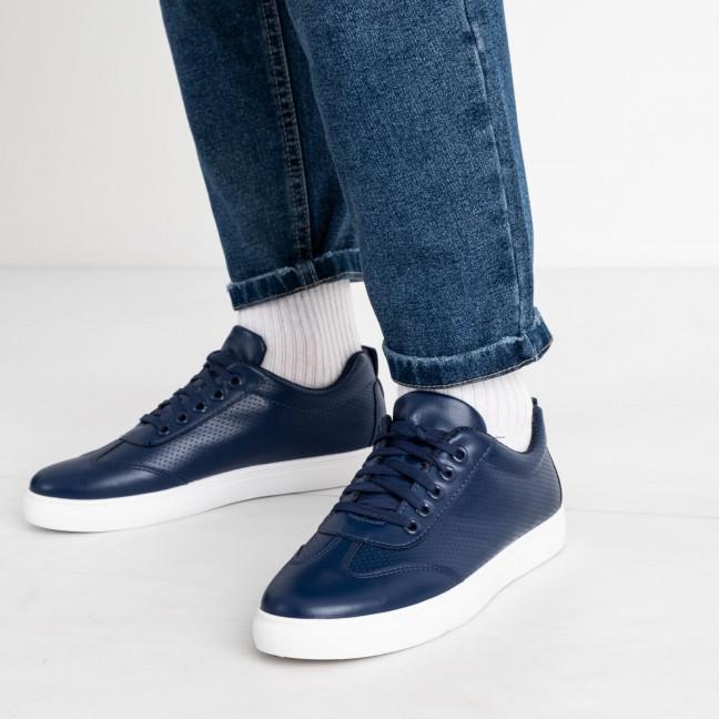271020-4 синие кроссовки мужские (10 ед. размеры: 39.40.40.41.41.42.42.43.43.44) Кроссовки: артикул 1119492