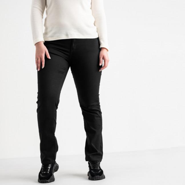 9761 Sunbird черные джинсы женские батальные стрейчевые (6 ед. размеры: 30.31.32.33.34.35) Sunbird: артикул 1105219