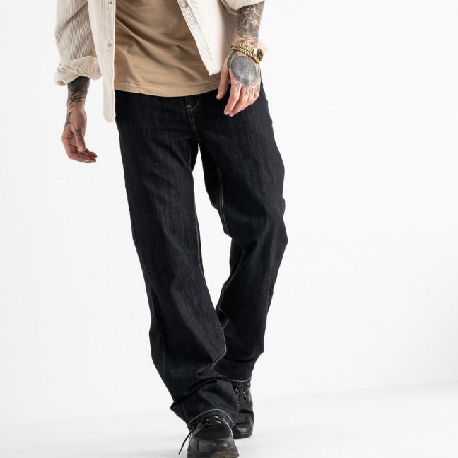 17009 WVS черные джинсы мужские стрейчевые (6 ед. размеры: 30.31.32.33.34.36) WVS: артикул 1104831