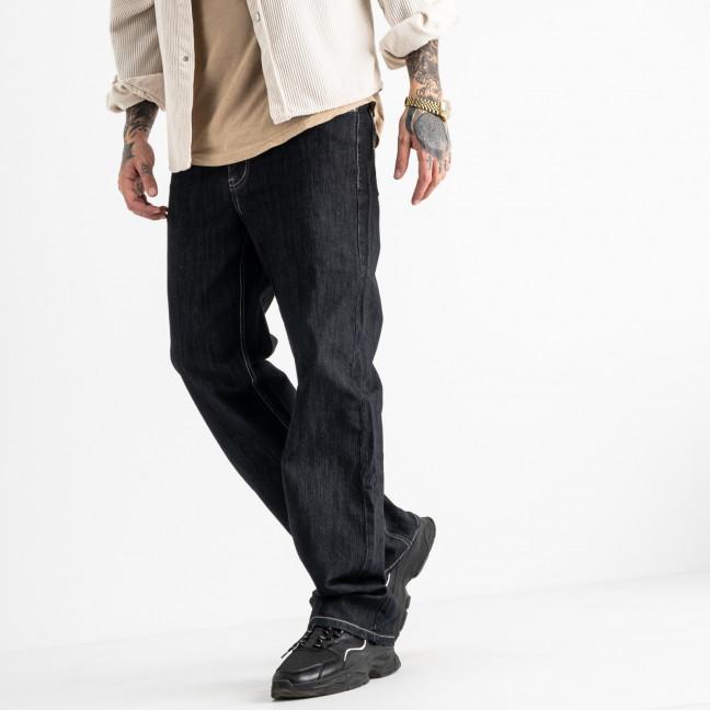 17009-5 WVS черные джинсы мужские стрейчевые (5 ед. размеры: 30.31.33.33.36) WVS: артикул 1117757