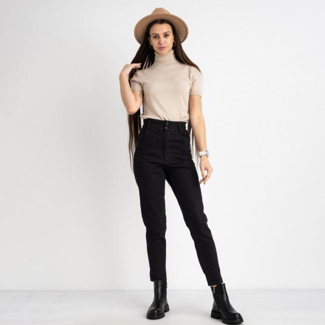 2072 Jean Shop джинсы женские черные котоновые (9 ед. размеры: 25.26/2.28/2.30/2.32/2) Jean Shop: артикул 1125470
