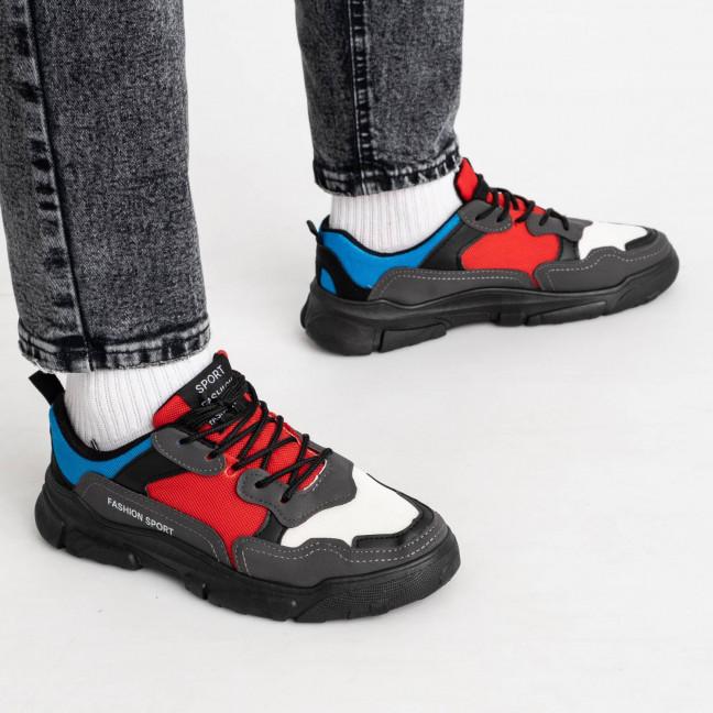 131120-1 красные спортивные кроссовки мужские (10 ед. размеры: 39.40.40.41.41.42.42.43.43.44) Кроссовки: артикул 1119491