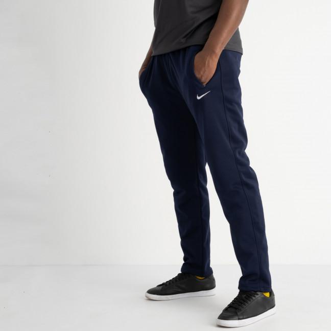 16404-2 синие батальные спортивные брюки из двунитки (4 ед. размеры: 56.58.60.62) Спортивные штаны: артикул 1120297