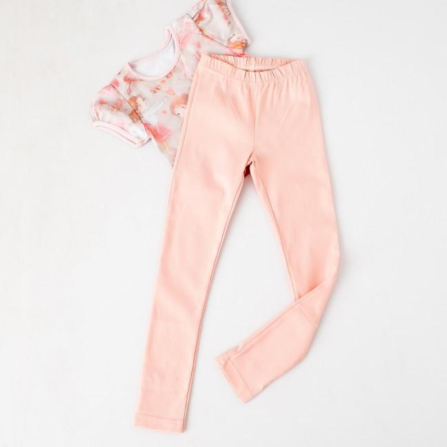 1675-1 лосины розовые на девочку 4-х лет (5 ед. размер: 104) Маленьке сонечко: артикул 1122581