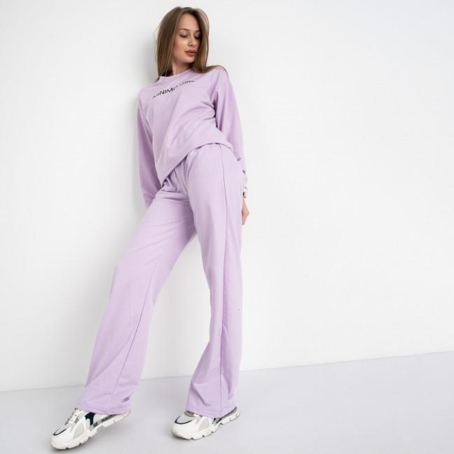 7807-5 M&C спортивный костюм женский сиреневый (3 ед. размеры: универсал S-L ) M&C: артикул 1122652