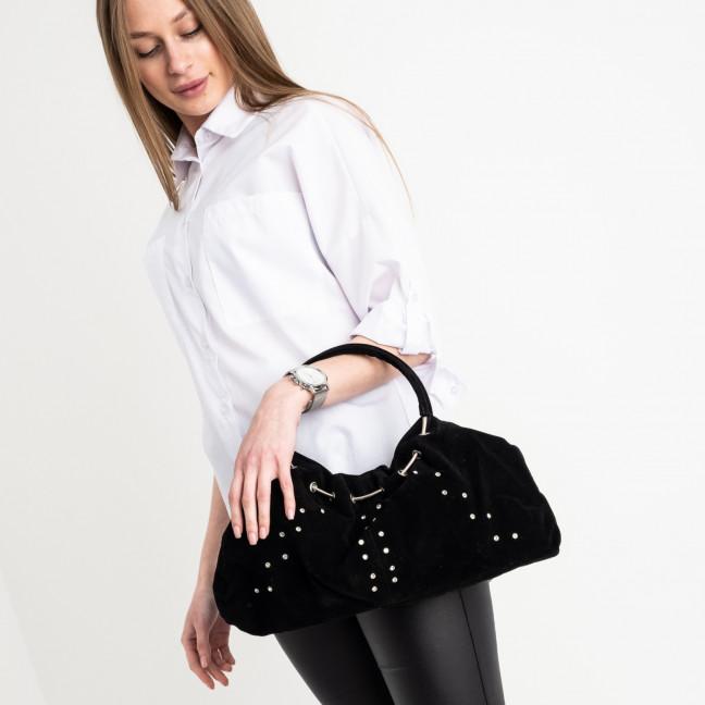 8810 сумка женская черная (5 ед.) Сумка: артикул 1121217