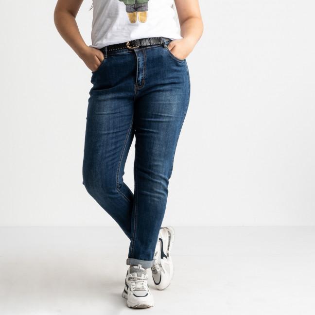3119 KT.Moss джинсы батальные синие стрейчевые (6 ед. размеры: 30.31.32.33.34.36) KT.Moss: артикул 1123403