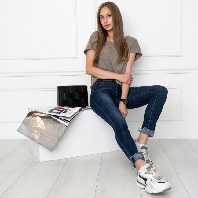 5011 OK&OK джинсы женские синие стрейчевые (6 ед. размеры: 25.26.27.28.29.30) OKOK: артикул 1123476