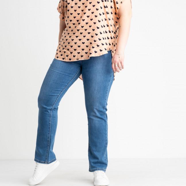 9468 LDM джинсы батальные синие стрейчевые (6 ед. размеры: 31.32.33.34.36.38) LDM: артикул 1120971