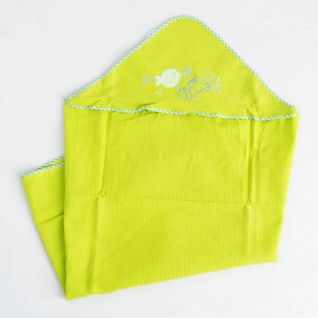 0028-7 зеленый уголок детский хлопковый (1 ед.) Маленьке сонечко: артикул 1121646